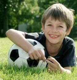 Kinderturnen und lieblingssport