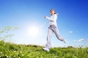 Sport fördert enstpannung