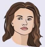 Frisuren für jede Gesichtsform