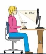 Position Von Bildschirm Maus Und Tastatur Ellviva