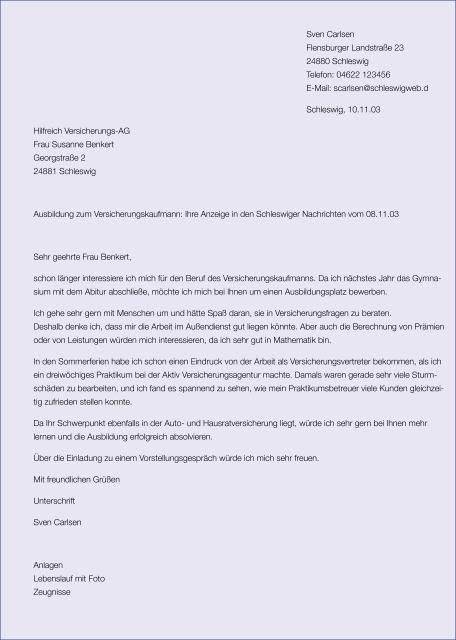 gelungenes anschreiben | ellviva.de, Einladungen