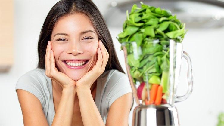 Antioxidantien bremsen den Alterungsprozess