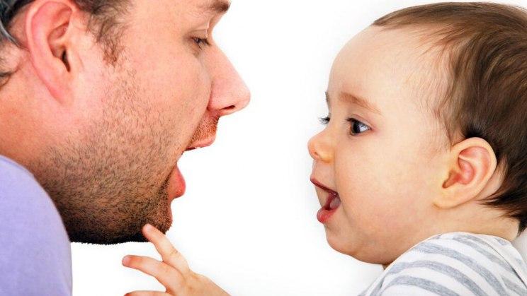 Auch frischgebackene Väter kann der Baby-Blues erwischen