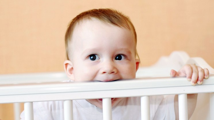 Babyzähne brauchen was zum Beißen
