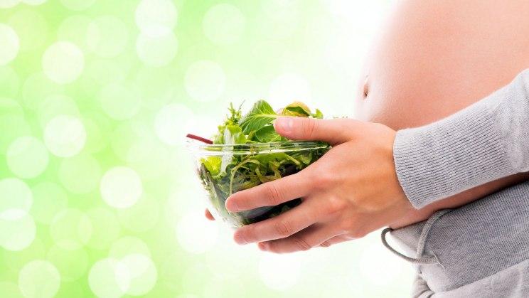 Schwangere - gesund essen für Zwei