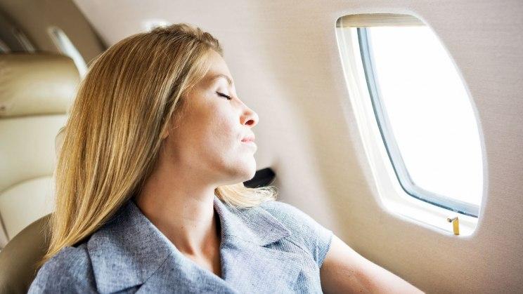 Flugangst - so fliegen Sie entspannt