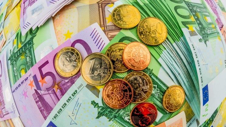 Neue Euromünzen und Scheine