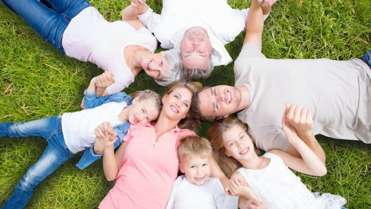 Mehrgenerationenhaus - Alt und Jung unter einem Dach
