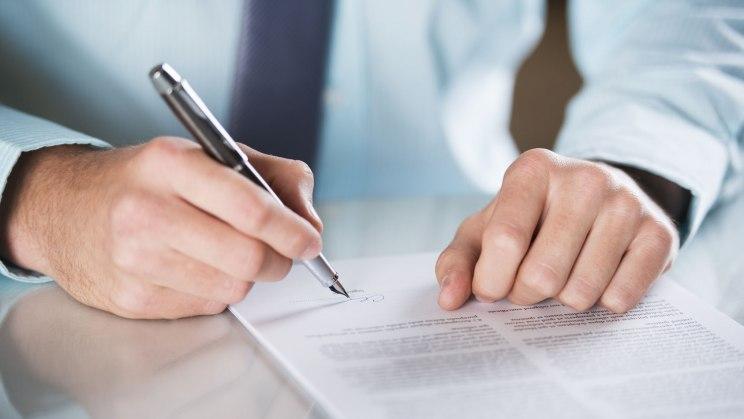 Geschäftsbriefe schreiben - so gehts richtig