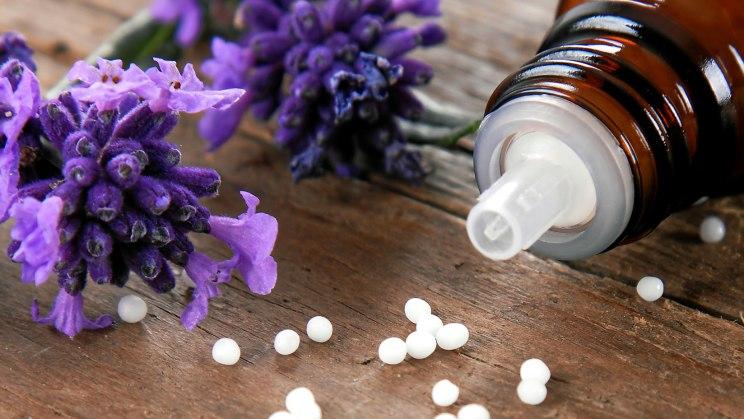 Homöopathie - so behandeln Sie sich selbst