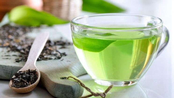 Tee ist ein gesundes, kalorienarmes Getränk