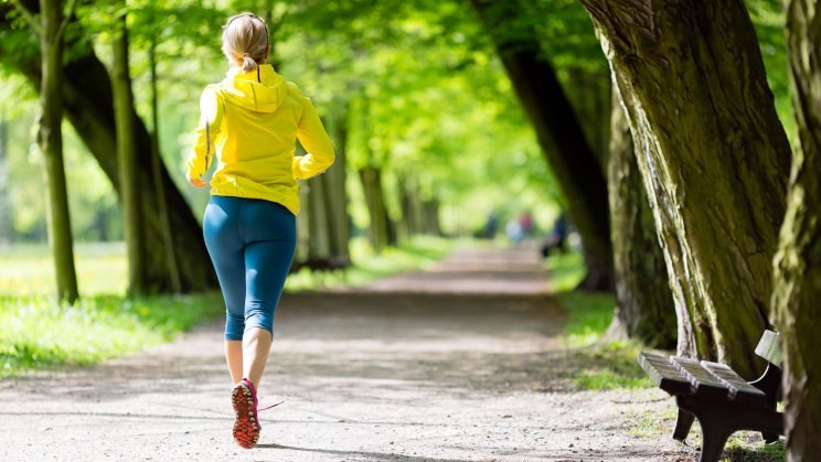Abnehmen - so hilft Bewegung