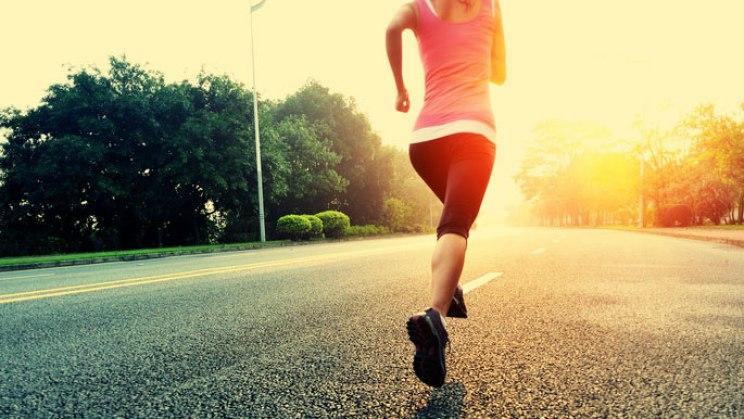 So joggen Frauen richtig