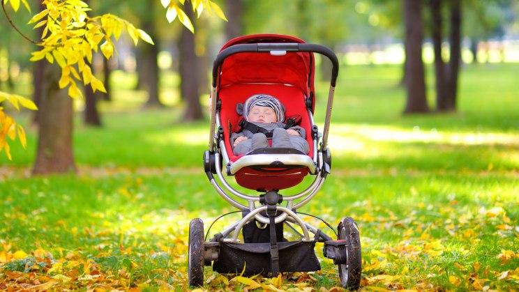 Bei Ausflügen mit Baby brauchen Sie das richtige Transportgefährt