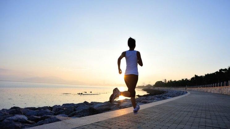 Laufen senkt das Risiko für Brustkrebs