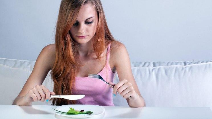 Magersucht - das große Hungern