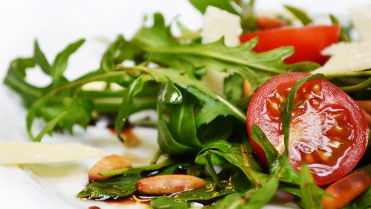 Fett sparen mit Obst und Gemüse