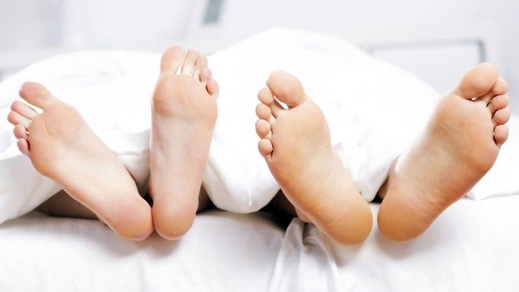 Sex in der Schwangerschaft - dem Baby schadets nicht