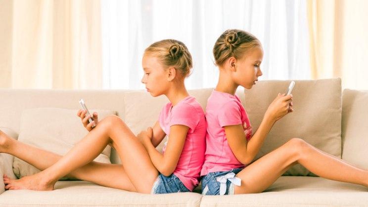 Smartphones : Kinder geraten unter Druck