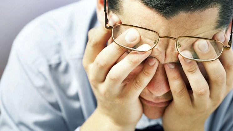 Zeitdruck & Co - es gibt viele Faktoren, die Stress auslösen