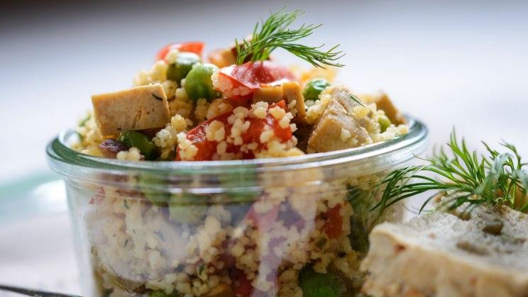 Vegetarier - die Alternativen zu Fleisch