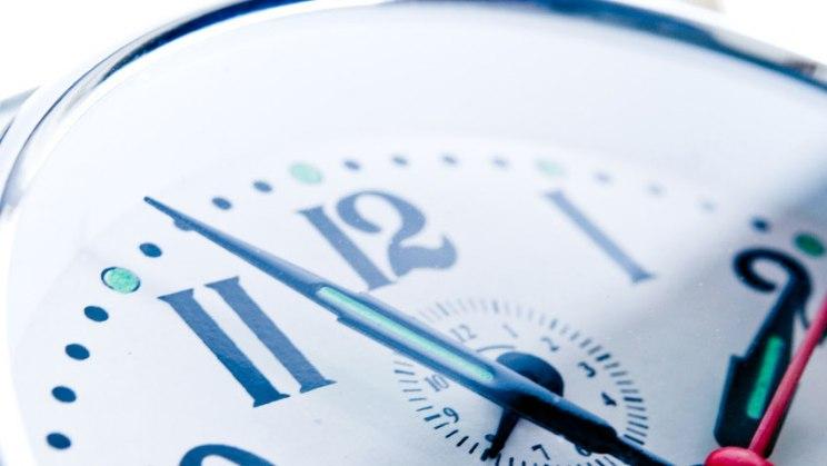 Zeitumstellung - die Biouhr gerät durcheinander
