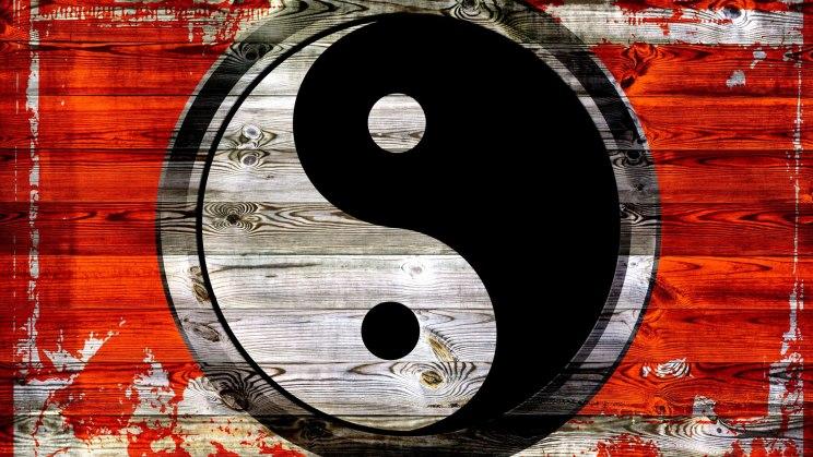 Yin und Yang - Gleichgewicht zwischen zwei Polen