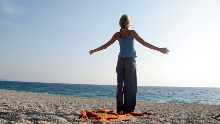 Yoga - der Sonnengruß