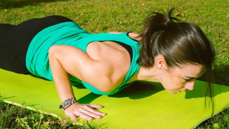 Yoga - Übungen für Anfänger
