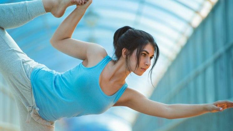 Yoga - die Atemtechnik muss stimmen!