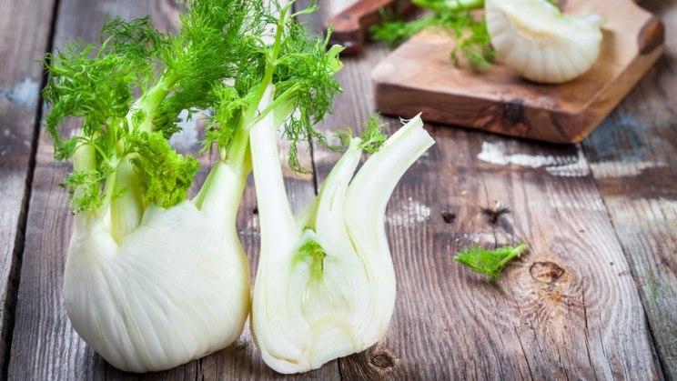 Fenchelknolle: Fenchel gilt als Vitamin C-Booster