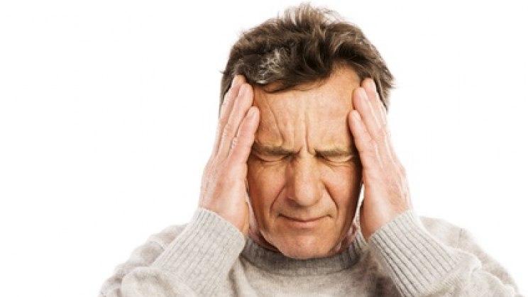 Schlaganfall: Heftiger, nie gekannter Kopfschmerz