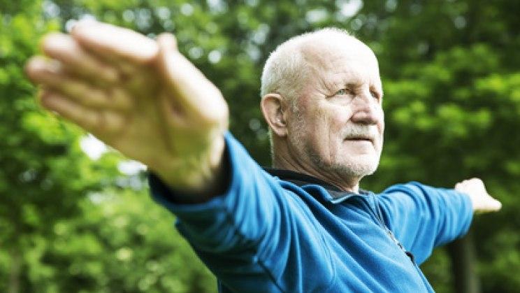 Lähmungen und Taubheitsgefühlt bei Schlaganfall
