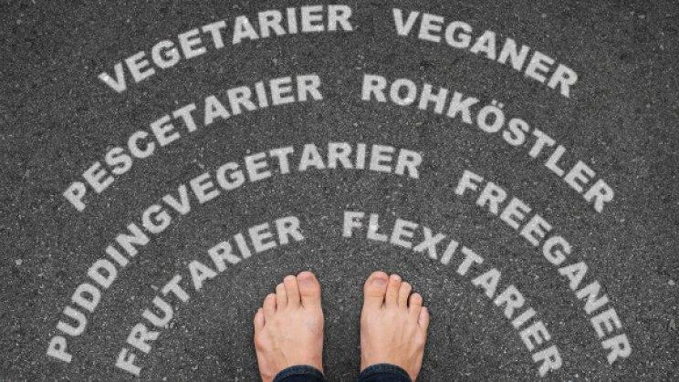 Vegetarier, Veganer oder Frutarier - wer ist und isst eigentlich was?