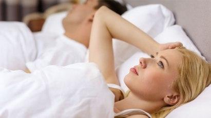 Schlafstörungen - Ursachen und Tipps
