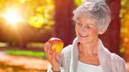 Demenz - Essen im Vorbeigehen