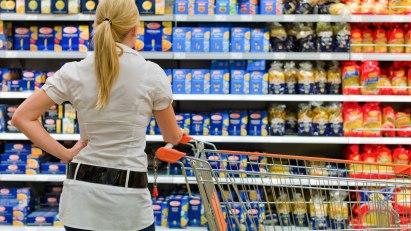 Die Ernährungsumstellung beginnt beim Einkaufen