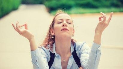 Autogenes Training & Co - auch westliche Methoden helfen beim Entspannen