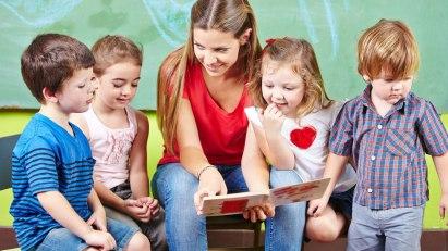 Kindergarten - so geben Sie Ihrem Kind Starthilfe
