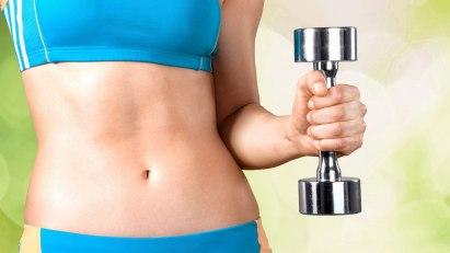 Krafttraining - wie viel für die Bikinifigur?