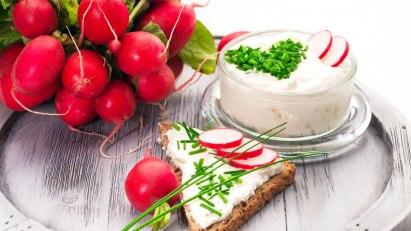 Low-Fat-Diät: Fettreduzierte Lebensmittel essen