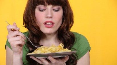 Pasta als Schlankmacher