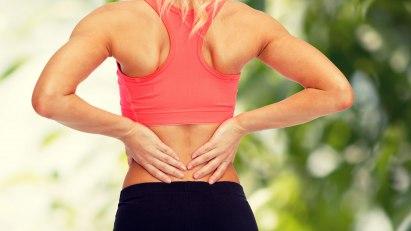 Rückenschmerzen - Psyche spielt mit