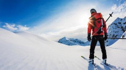 Skifahren - nur fit auf die Skipiste