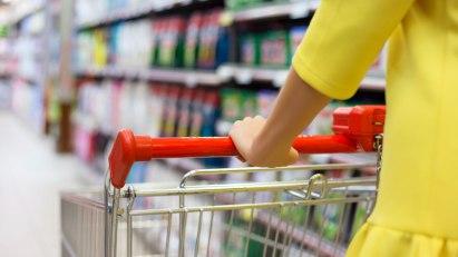 Einkaufen - nur das, was auf der Liste steht
