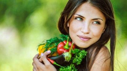 Gemüse ist gesund und beliebt bei den Deutschen
