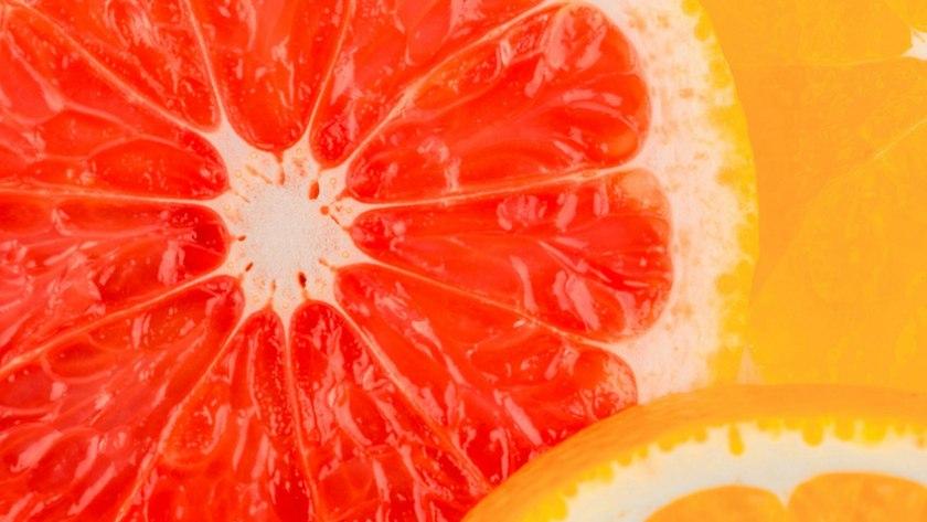 Zitrusfrüchte enthalten viel Vitamin C