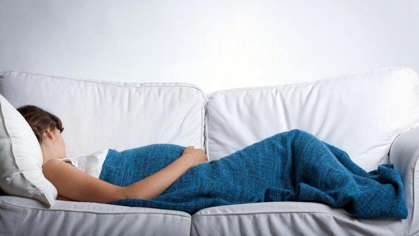 Übelkeit in der Schwangerschaft - morgens noch liegen bleiben